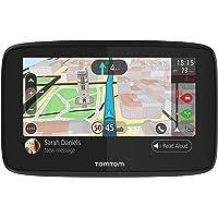TomTom GO 520 - Navegador 5 pulgadas, llamadas manos libres, Siri y Google Now