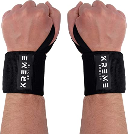 Premium Quality Weightlifting Straps Crossfit Maximizes Results Comfortable Grip Ideal for Bodybuilding Lifting Wrist Straps for Gym Durable Material Strength Training