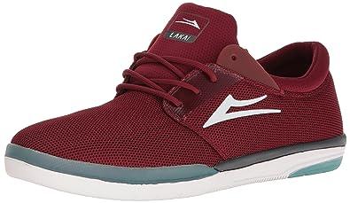 Lakai Men's Fremont Skateboarding Shoe, Port Mesh, ...