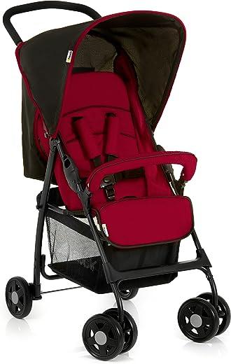 Offerta: Twing – 3-in-1 Travel System con carrozzina, seggiolino auto, passeggino sportivo e accessori CON RUOTE GIREVOLI … (3-in-1 Travel System, fiori neri, bianchi)