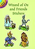 Wizard of Oz and Friends Stickers (Dover Little Activity Books Stickers)