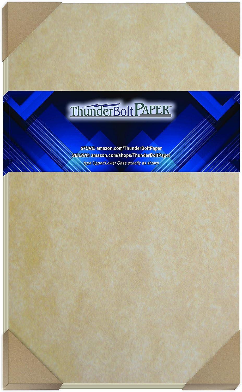 Parchment Paper By Thunder Bolt