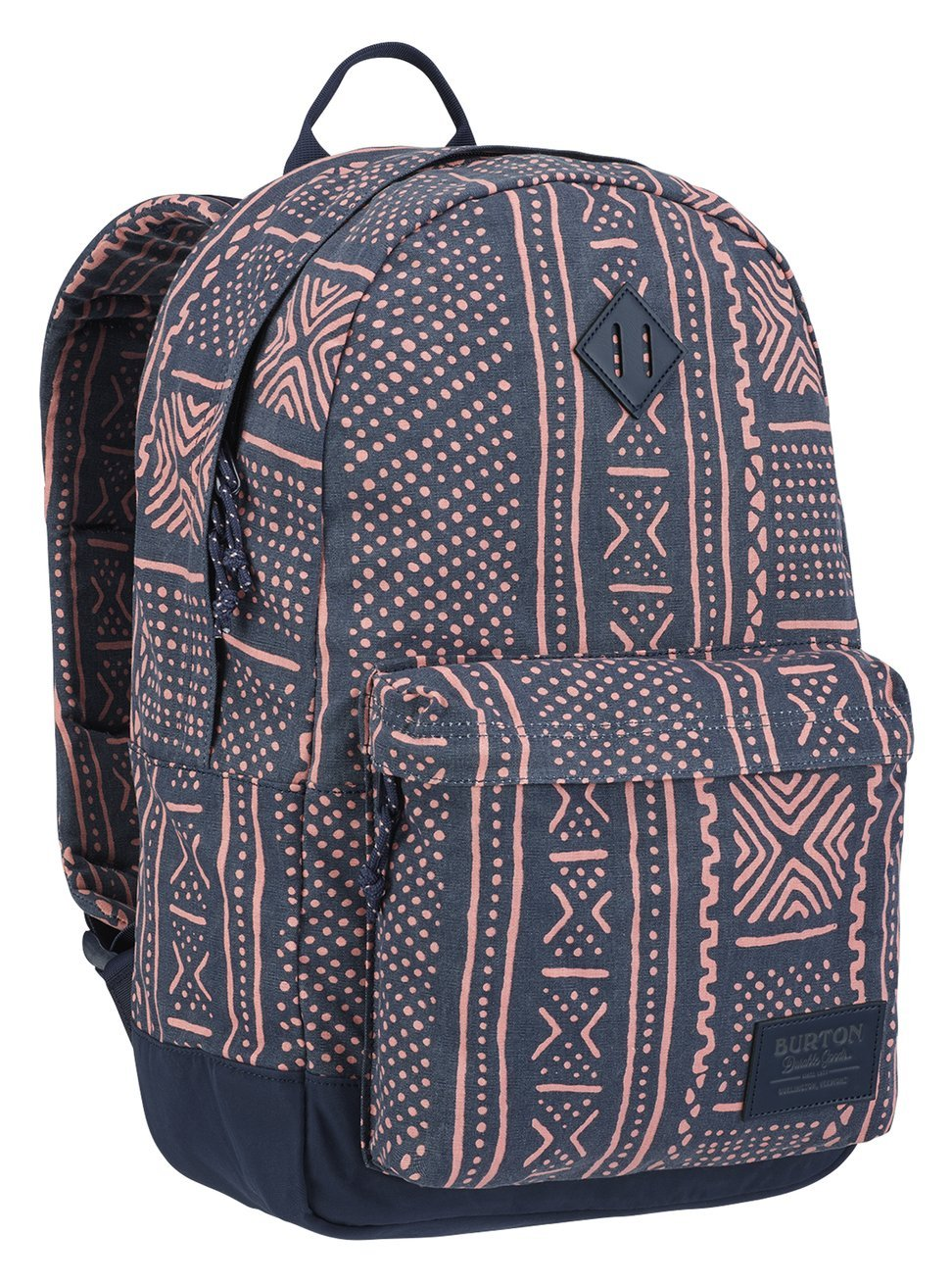 Burton Kettle backpack, Mood Indigo Bambara Canvas, One Size