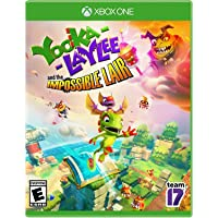 Deals on Yooka-Laylee and The Impossible Lair Xbox One