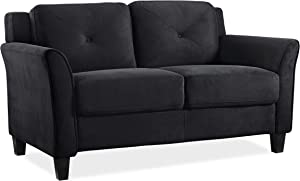 Lifestyle Solutions Collection Grayson Micro-fabric Loveseat 57.87