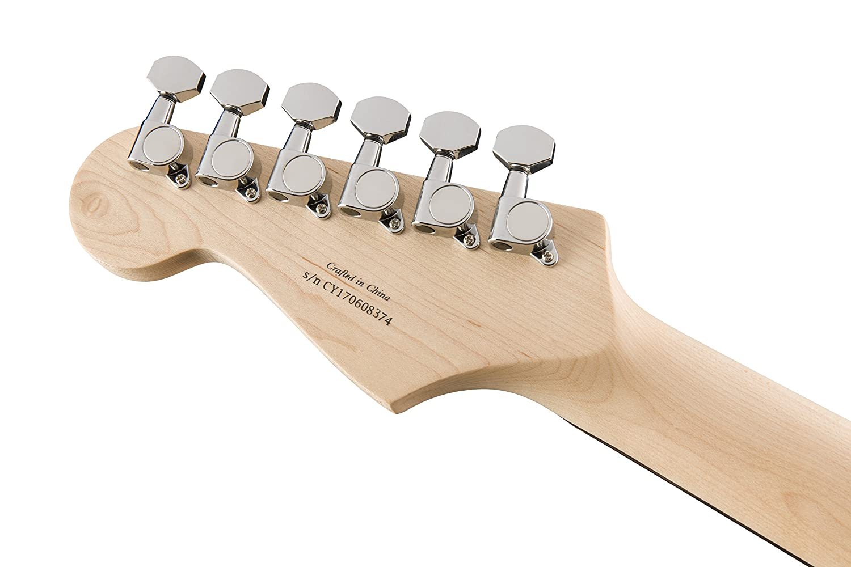 Squier Contemporary Stratocaster HSS RW PRL WHT: Amazon.es: Instrumentos musicales