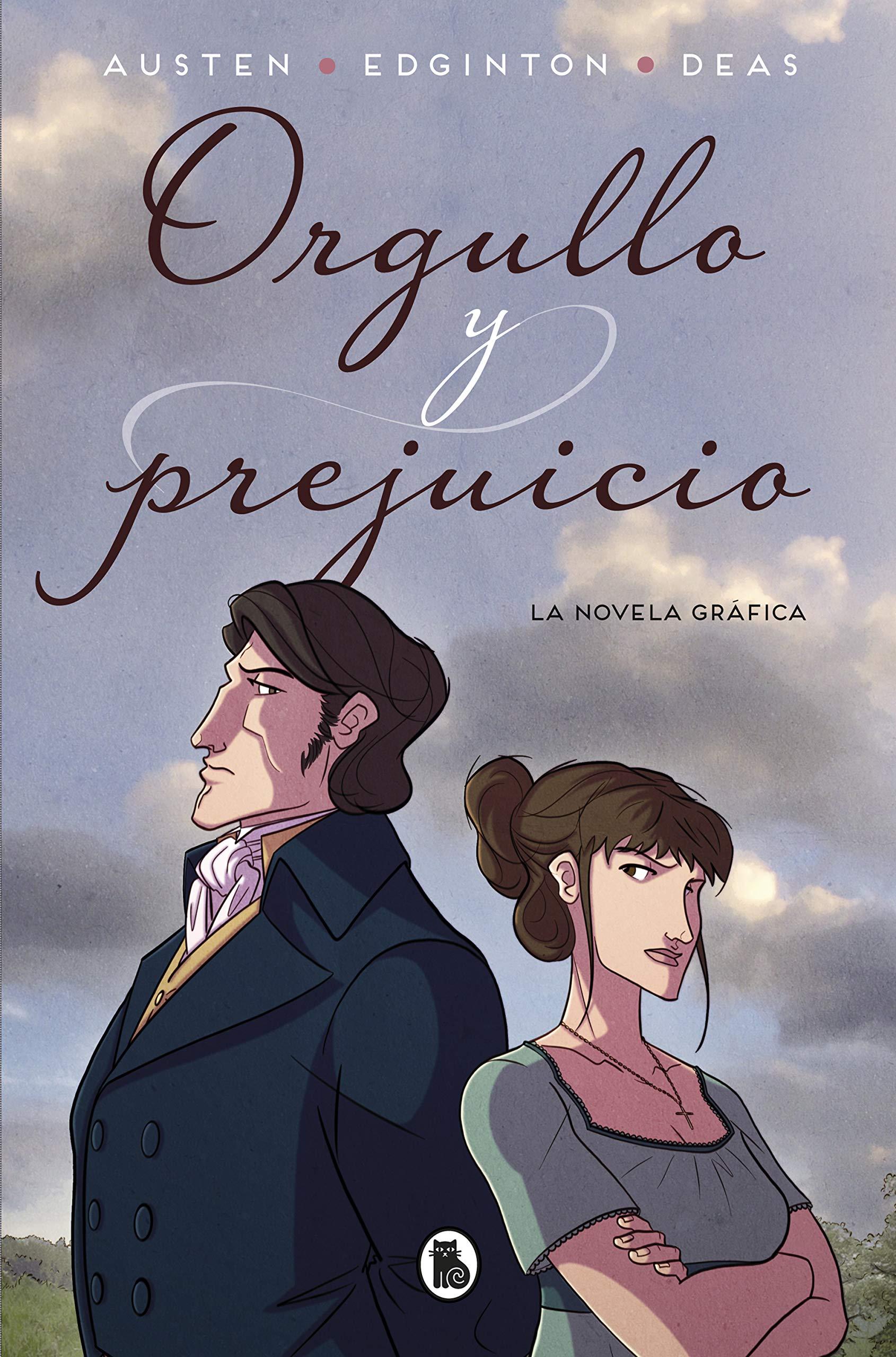 Orgullo y prejuicio la novela gráfica Bruguera Contemporánea ...