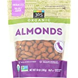 365 Everyday Value, Organic Almonds, 10 oz