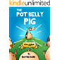 Pot Belly Pig Struggles