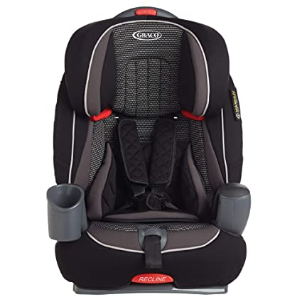 75f562eb13c9 Graco Nautilus Harnessed Booster Car Seat Group 1/2/3, Gravity ...
