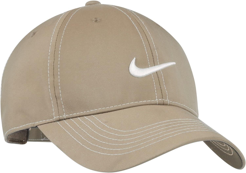 Nike Golf - Swoosh Front Cap, 333114, Pinenut, No Size: Clothing