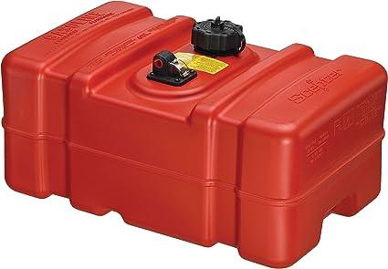 Tempo Fuel Tank Polyethylene 11 Gallons