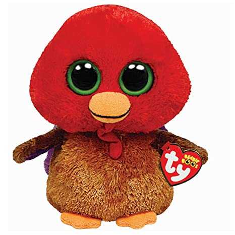 729d641399c Amazon.com  Ty Beanie Boos Thankful - Turkey  Toys   Games