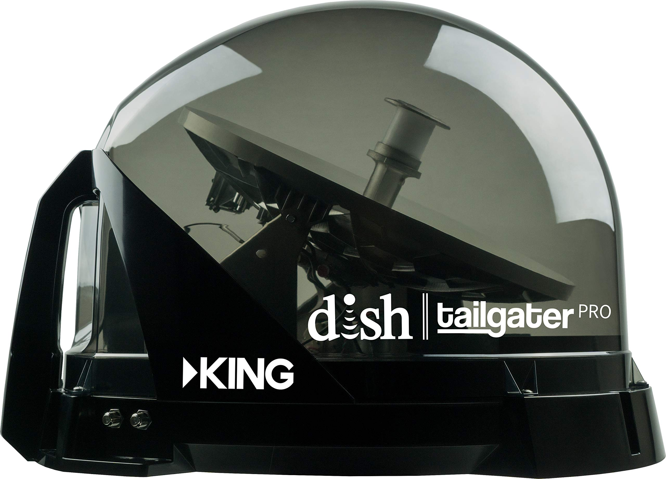 KING DTP4900 DISH Tailgater Pro Premium Portable/Roof Mountable Satellite TV Antenna