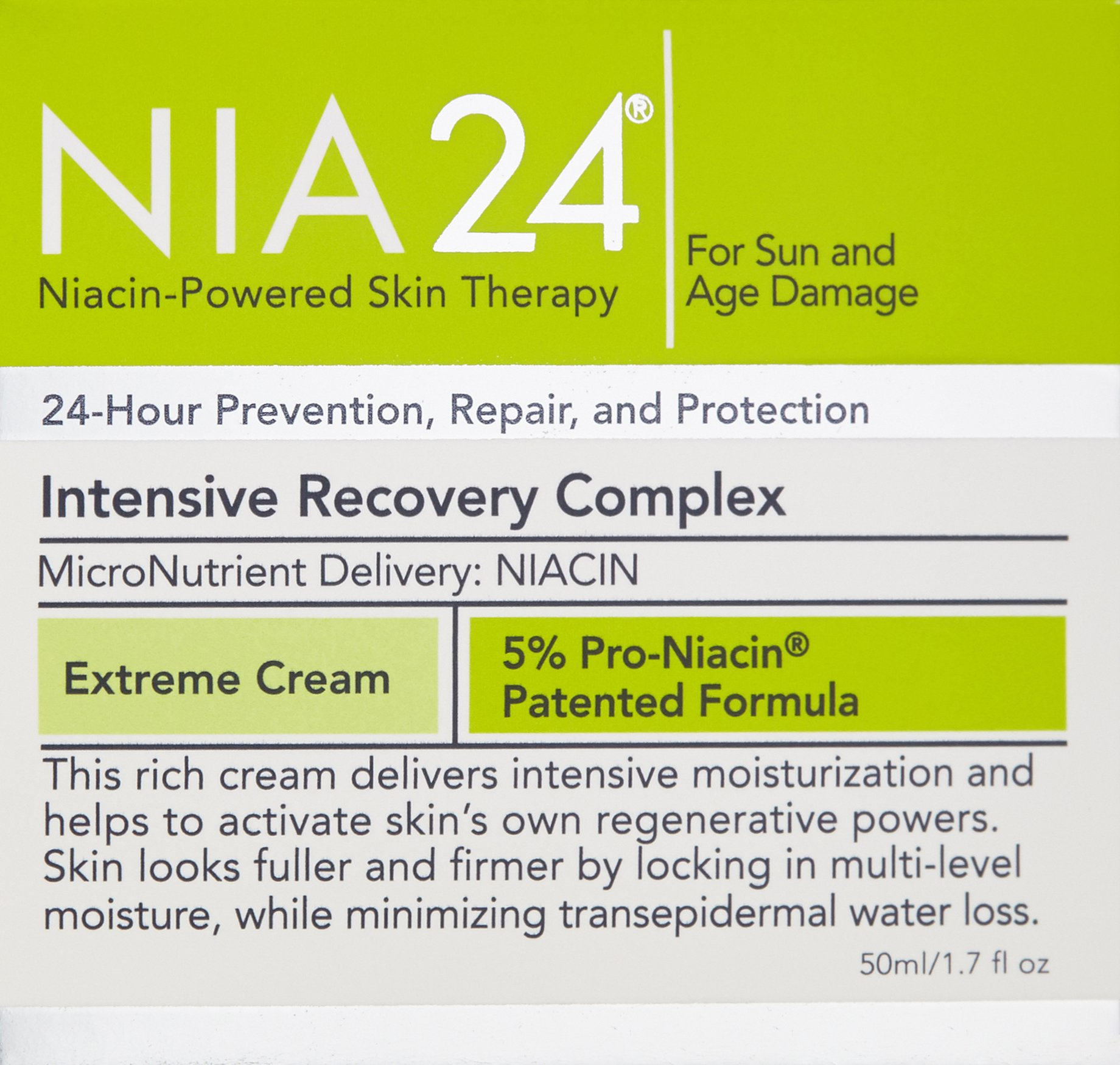 Nia 24 Intensive Recovery Complex, 1.7 fl. oz. by Nia 24 (Image #3)