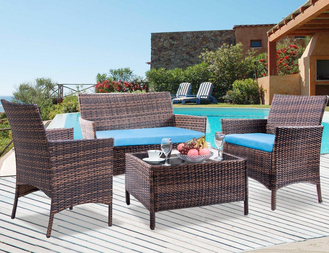 Outdoor Furniture -  -  - 81lXAdunMfL -