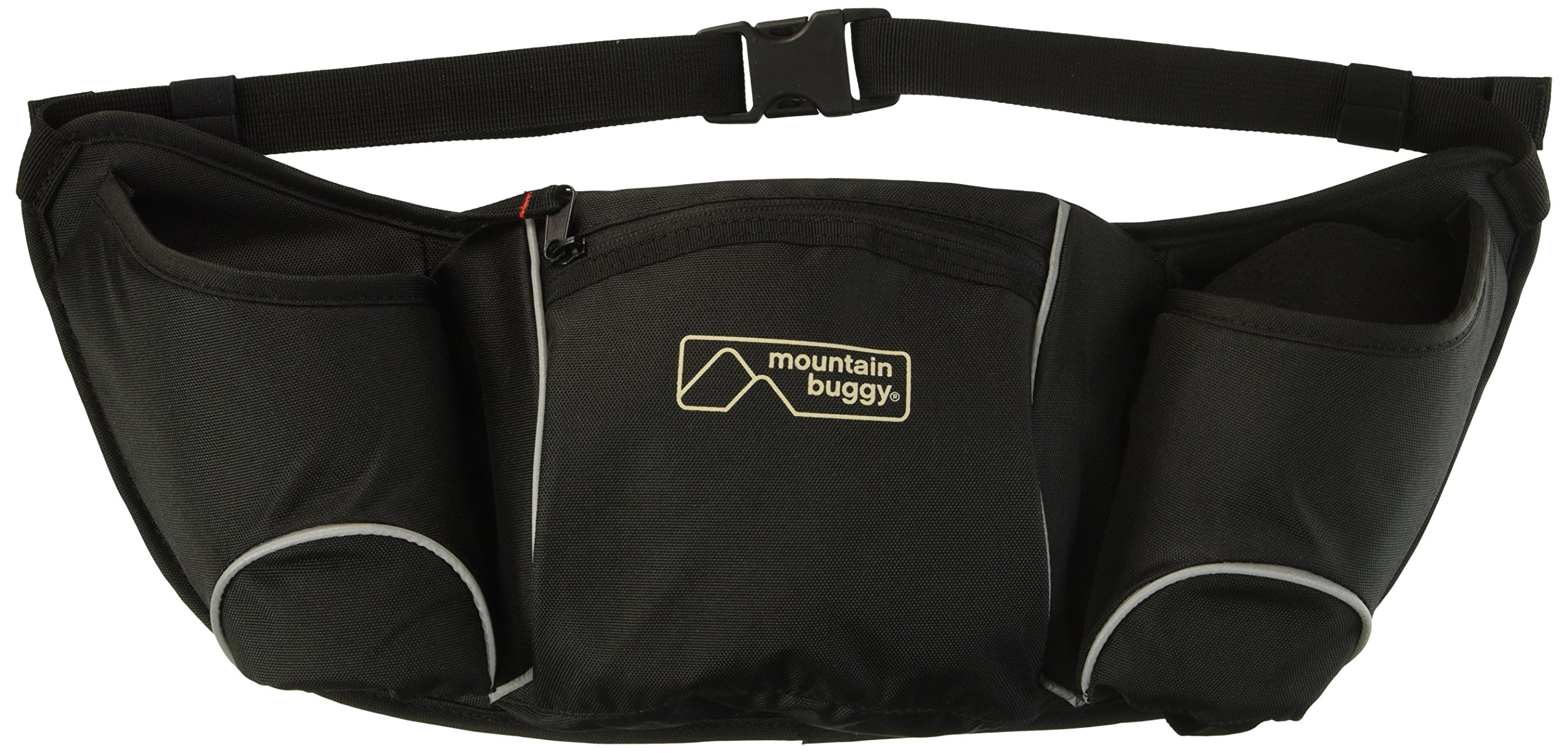 Mountain Buggy Storage Pouch and Hang Bag, Black