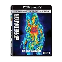 The Predator (2018)  (4K UHD + Blu-ray + Digital)