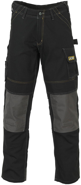 JCB Mens Cheadle Pro Combat Work Trousers