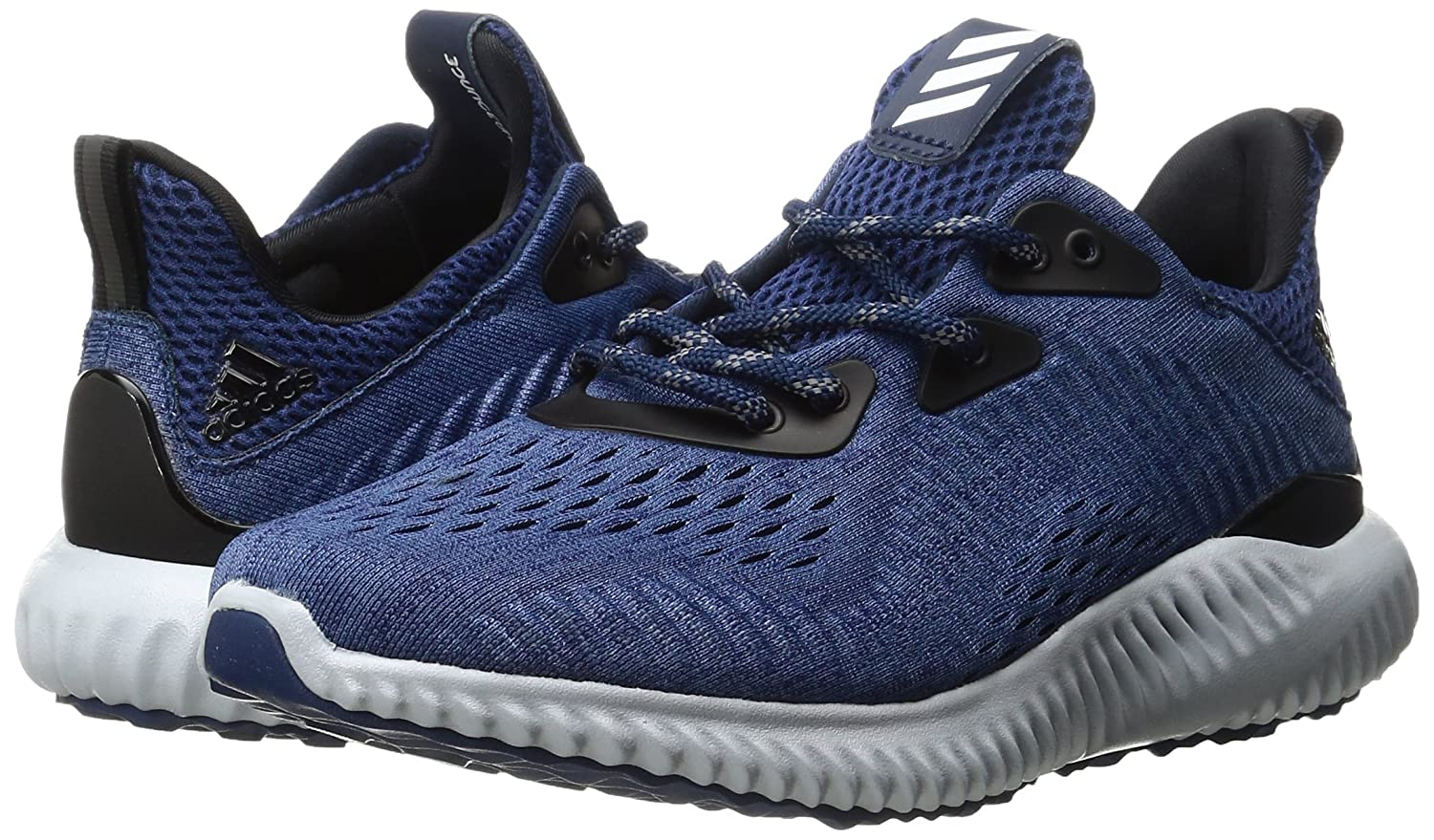 adidas Women's Alphabounce Em W Running Shoe B01H7WMEEI 11.5 B(M) US|Collegiate Navy/Utility Black/Mystery Blue