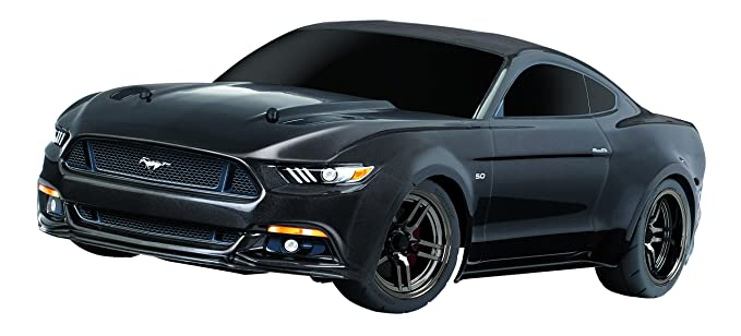 Traxxas Automobile Electric Awd Ford Mustang Gt Race Car With Tq  Ghz Remote Control