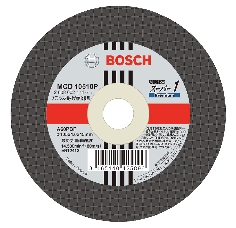 BOSCH(ボッシュ) 切断砥石スーパー1プレミアム 200枚入 MCD10510P/200  B00ESVXTVO