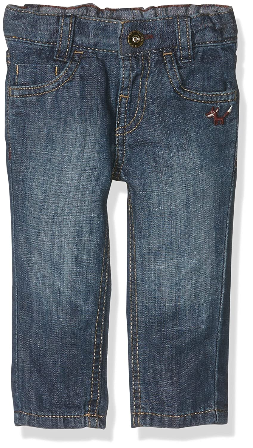 TOM TAILOR Baby-Jungen Jeanshose Jeans with Fox Embro