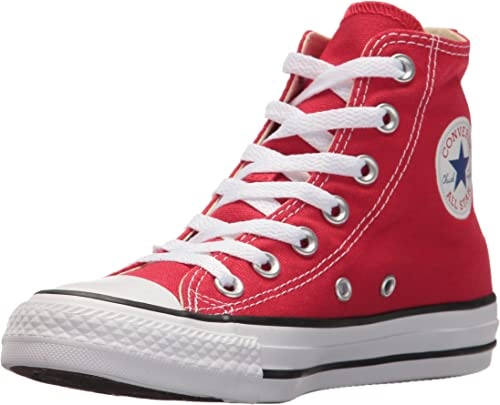Converse Chuck Taylor Red White Baby Boy Girl New Born Crib Shoes Sizes