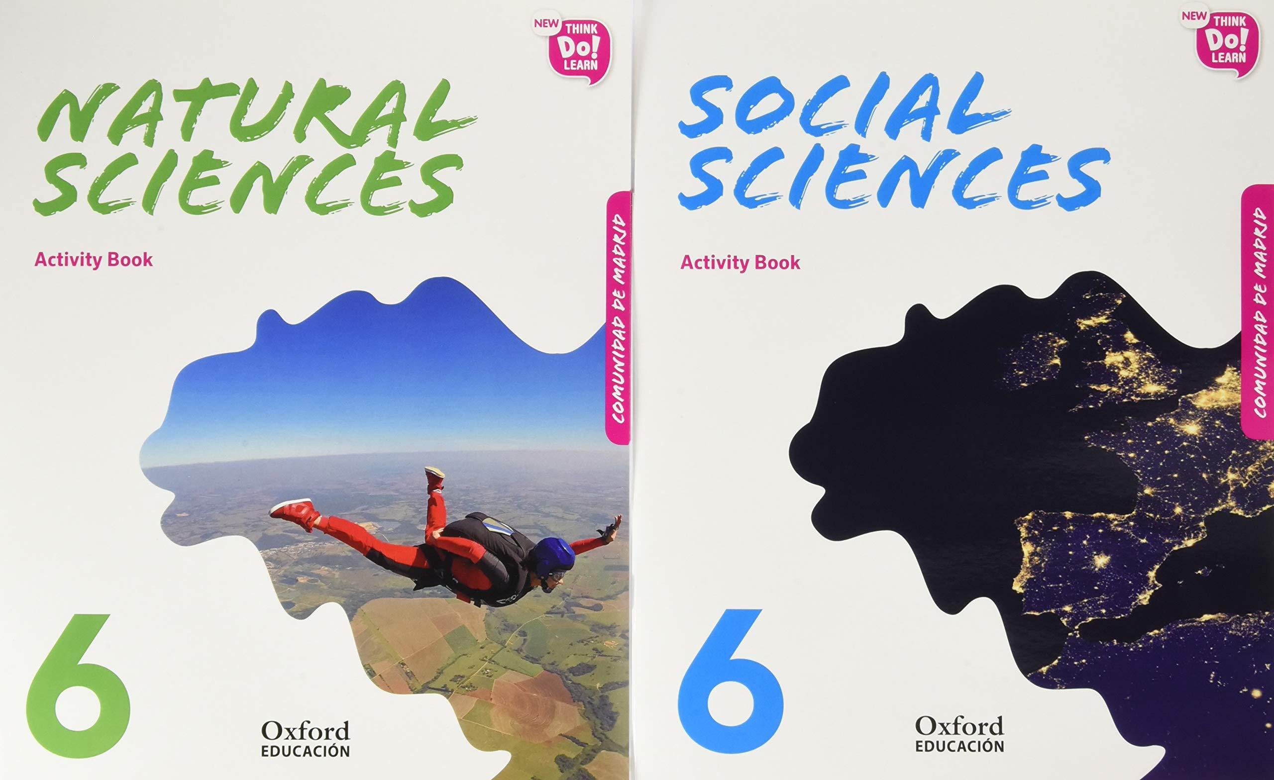 New Think Do Learn 6. Activity Book Pack Madrid Edition: Amazon.es: Vv.Aa: Libros en idiomas extranjeros