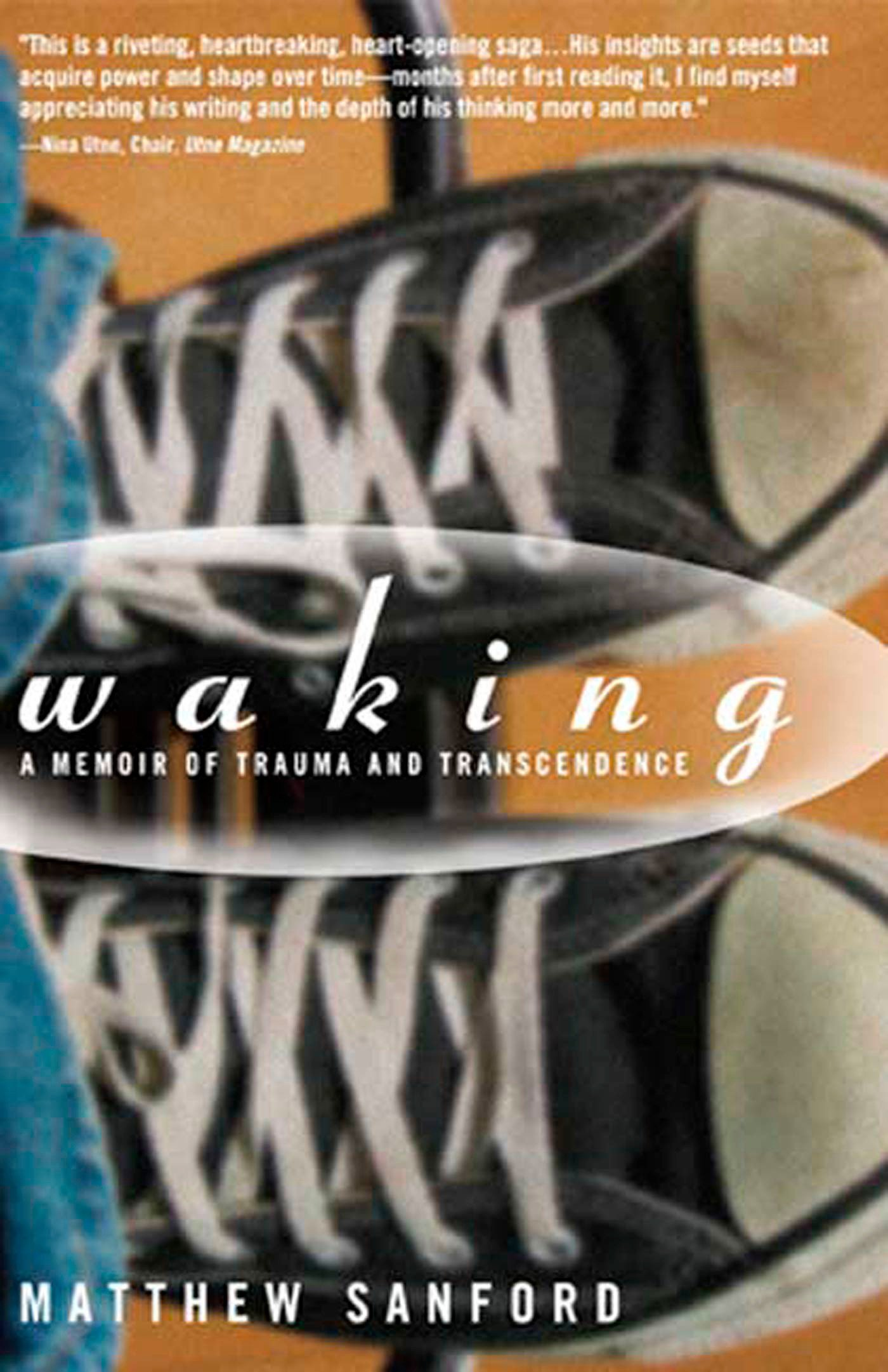 Amazon com: Waking: A Memoir of Trauma and Transcendence