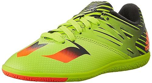024e33bdc adidas Kids MESSI 15.3 Indoor Soccer Shoe  Amazon.ca  Shoes   Handbags