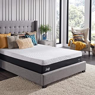 product image for Sealy Conform Performance 11.5-Inch Mattress Cushion Firm, Queen, White