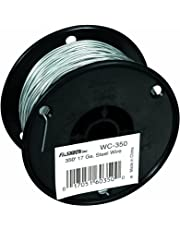 Fi-Shock 350', 17 Gauge Spool Galvanized Steel Wire WC-350