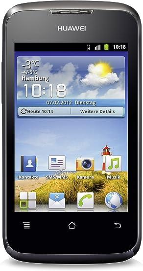 Huawei Ascend Y200 - Smartphone (Android 2.3, pantalla de 8,9 cm (3,5 pulgadas), 800 MHz): Amazon.es: Electrónica