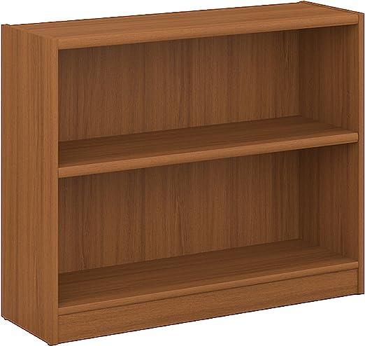 Amazon.com: Bush Furniture Universal 2 Shelf Bookcase in Royal Oak