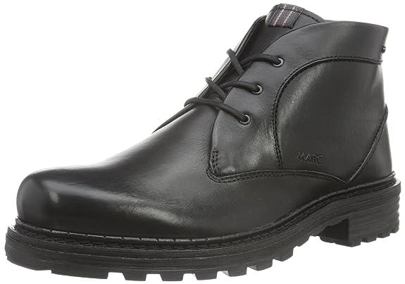 3 opinioni per Marc ShoesPaul- Stivali a metà gamba con imbottitura pesante Uomo , Nero