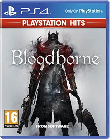 Bloodborne (PS4) - PlayStation Hits - PlayStation 4 [Importación inglesa]: Amazon.es: Videojuegos