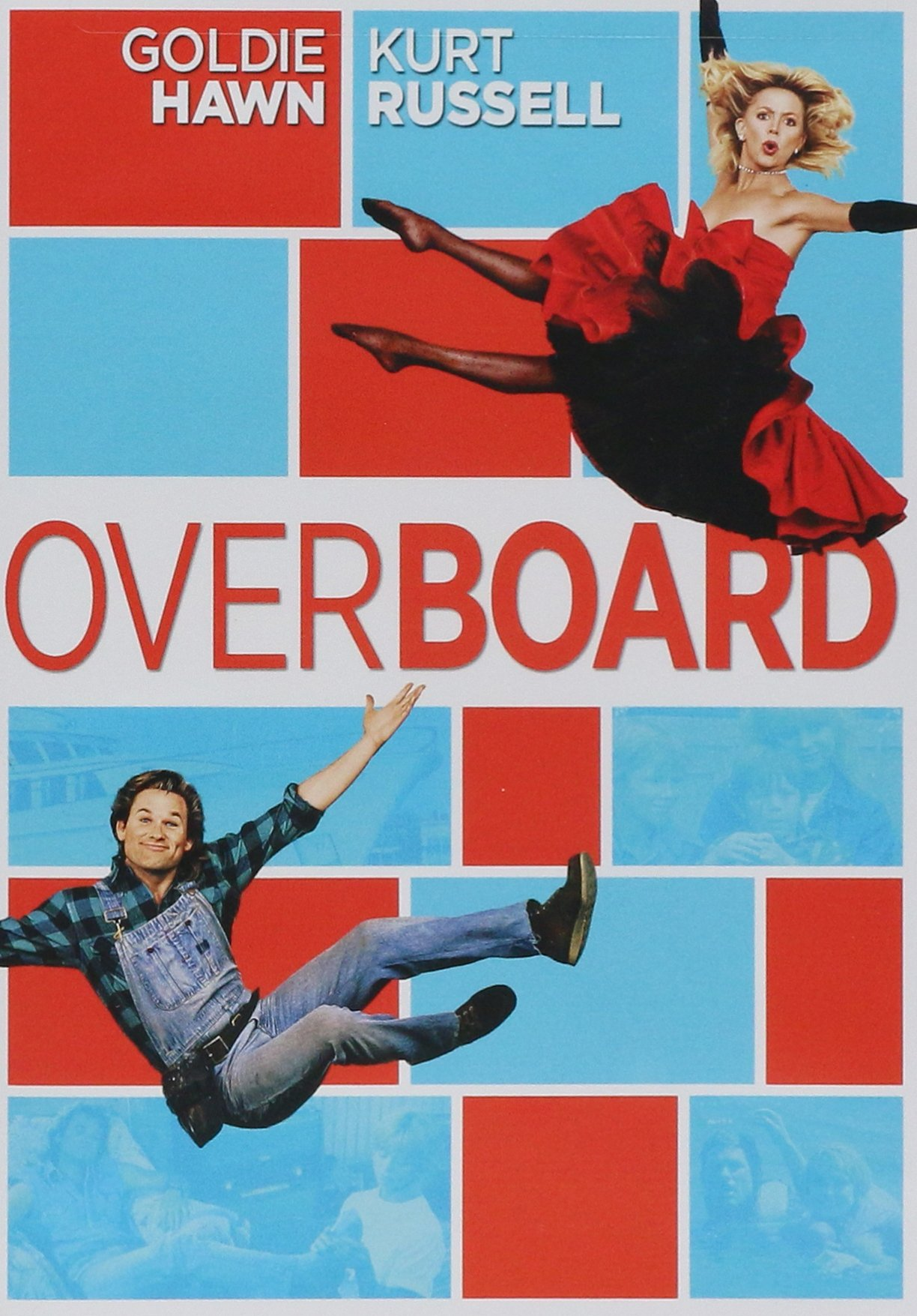 DVD : Overboard (, Dubbed, Repackaged, Widescreen)