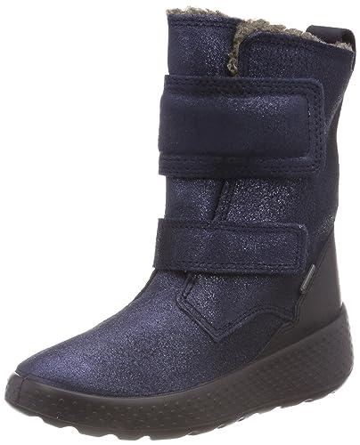 71307131579e35 ECCO Mädchen Ukiuk Schneestiefel  Amazon.de  Schuhe   Handtaschen