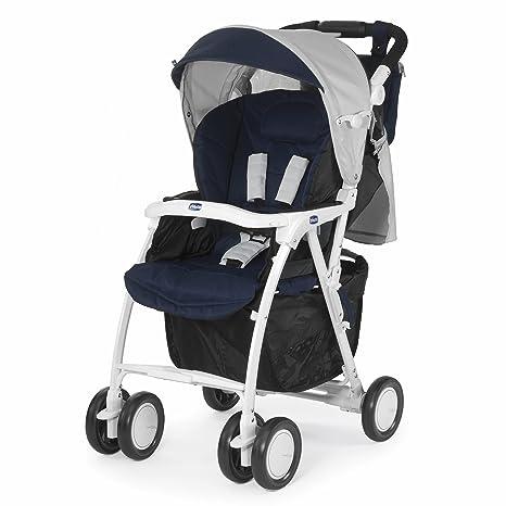 Chicco 04079138120000 Simplicity Plus Top Klabber - Silla de paseo con cesta y capota