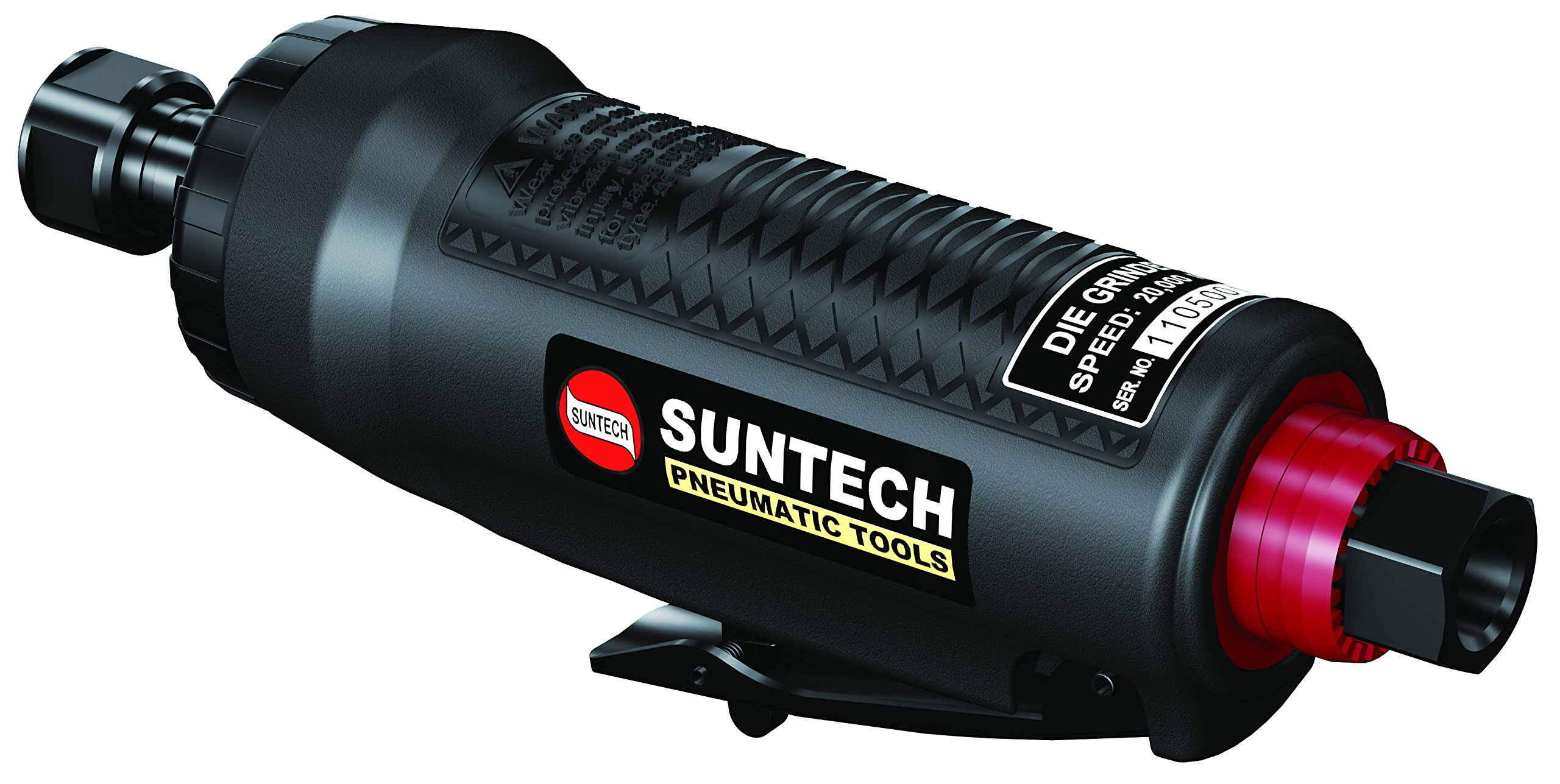 SUNTECH SM-51-5100 Sunmatch Power Die Grinders, Black