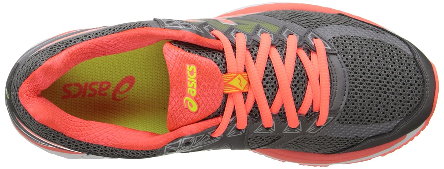 ASICS Gt (M 2000 4 Chaussure de course Charcoal// Gt Flash Coral/ Flash Yellow 5 B (M d67aa90 - scyther.site
