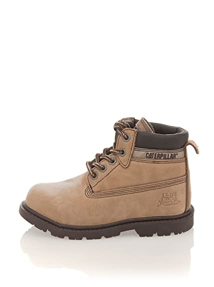 2019 real real deal big sale Caterpillar Colorado Plus 6'' Boots Childrens leather lace ...