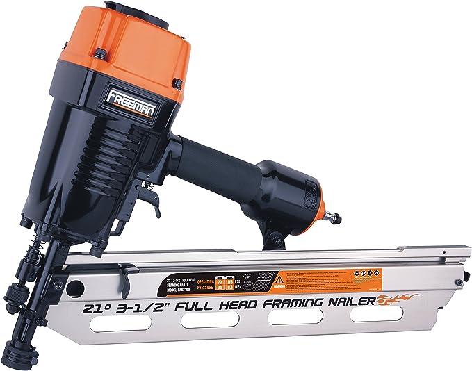 1000 pcs Freeman 18-Gauge Brad Nailer Nail Air Gun Galvanized Nails 1-1//2 in