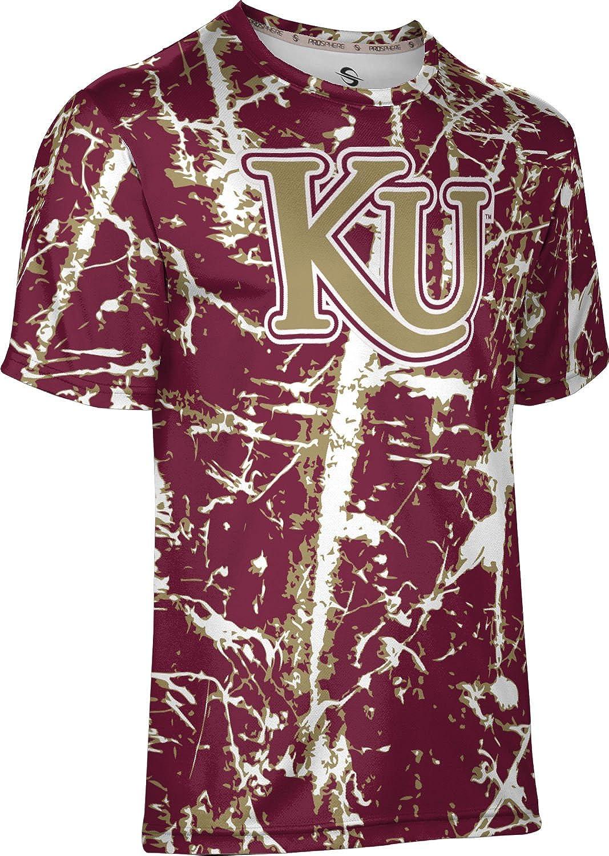 Distressed ProSphere Kutztown University Mens Performance T-Shirt