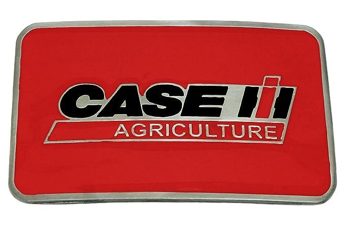 Case Agriculture Hebilla IH - Auténtico Producto con Licencia Oficial: Amazon.es: Ropa y accesorios