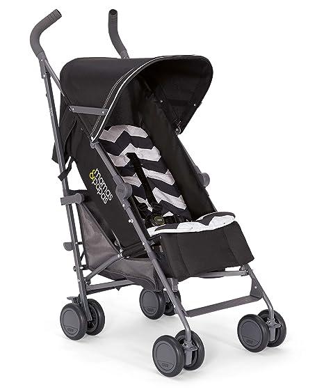 Mamas & Papas Tour Buggy con maletero y cubierta para la lluvia – negro