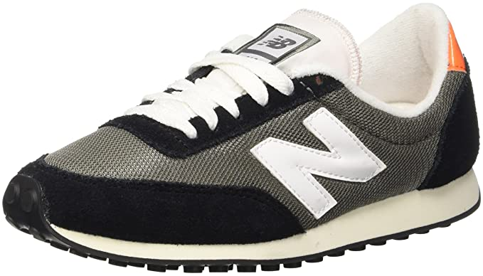 New Balance Men's 410 T3 Vintage Trainers, Grey, 12 US