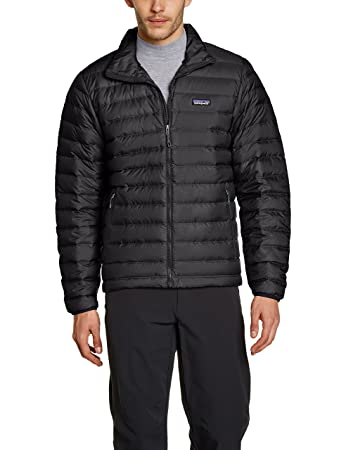 Amazon.com : Patagonia Mens Down Sweater Jacket : Athletic Warm Up ...