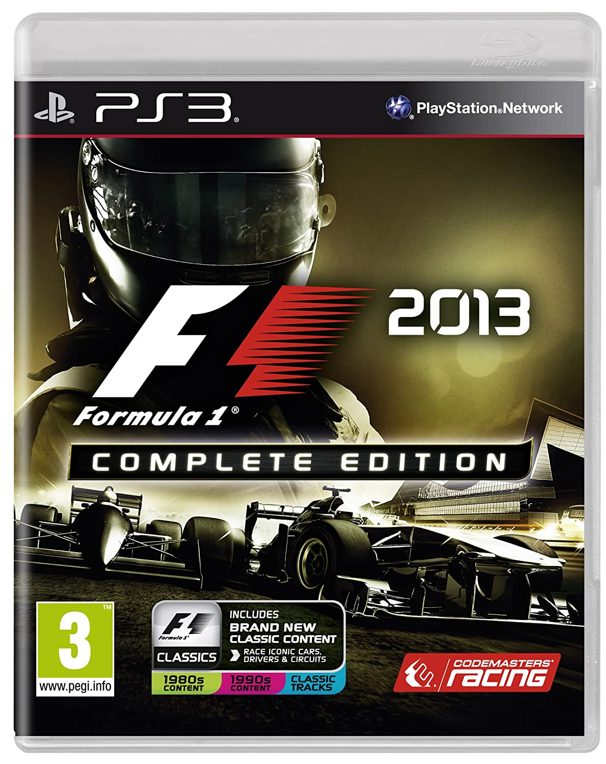 Formula 1 2013: Complete Edition (PS3): Amazon co uk: PC